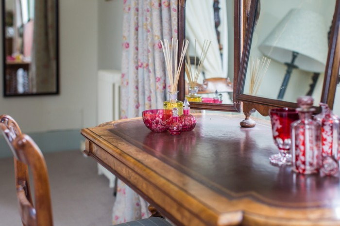 1200 Warmwell House Gallery Bedroom Table
